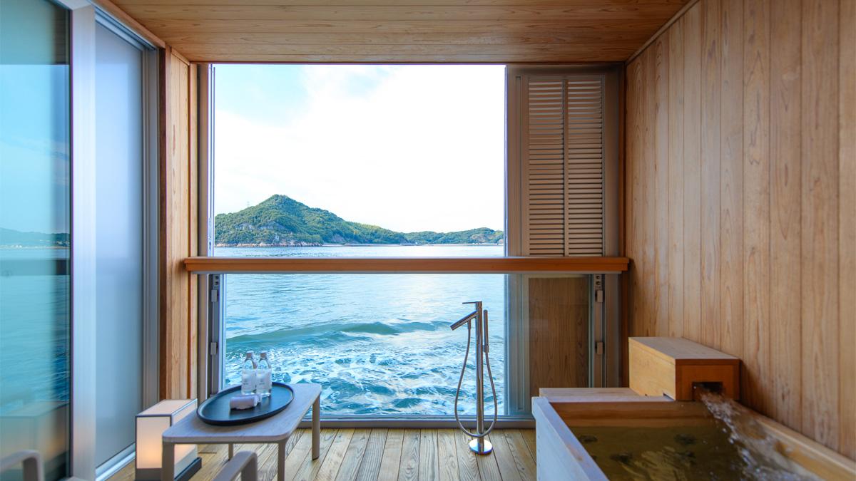 Terrace Suite with Open-Air Bath