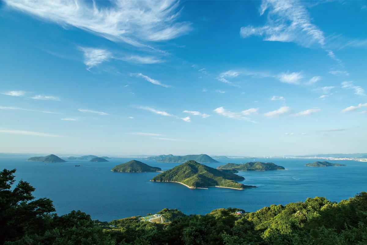 せとうちの潮流と多島美を楽しむ