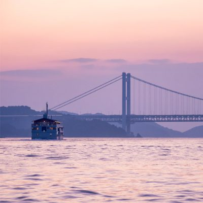 A four-day voyage to experience Setouchi culture and craftsmanship