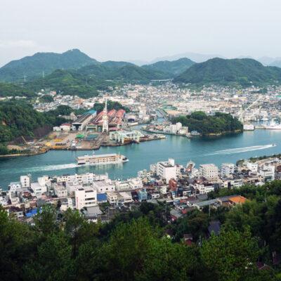 客船「guntû(ガンツウ)」が10月17日(火)に就航
