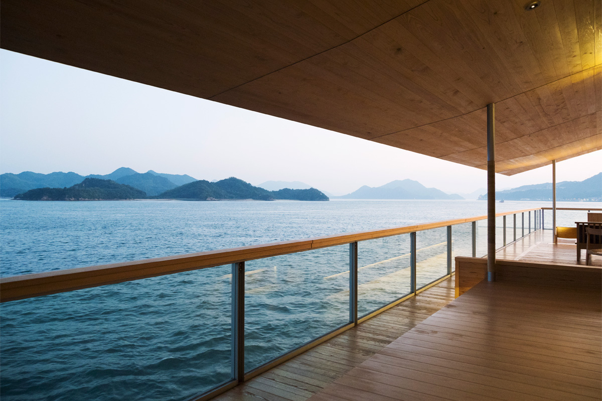 A three-day voyage to delight in Setouchi drifting