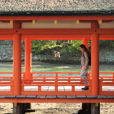 A three-day voyage to follow the sea routes of Setouchi and enjoy old heritage